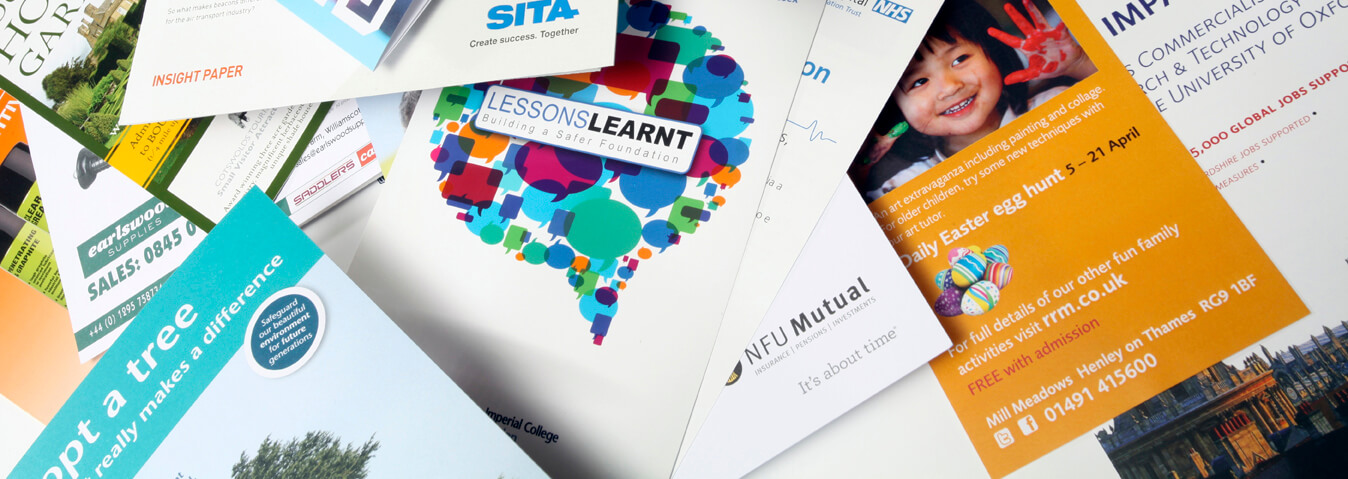 How much does leaflet advertising cost