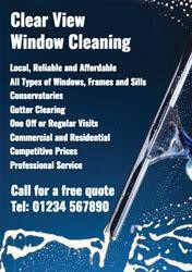 window cleaning leaflets 10
