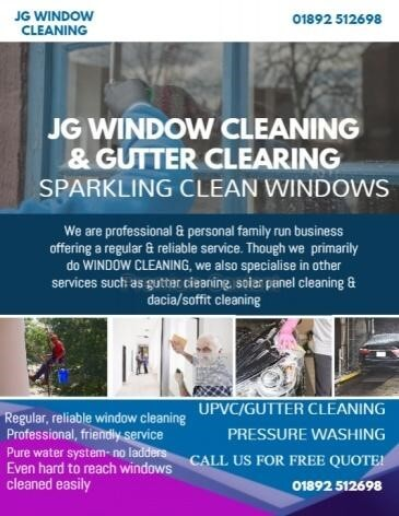 Window cleaning leaflets 5