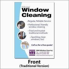 Window cleaning leaflets 6