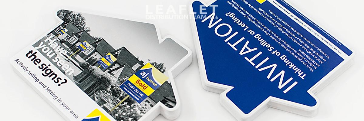 leaflet distribution run