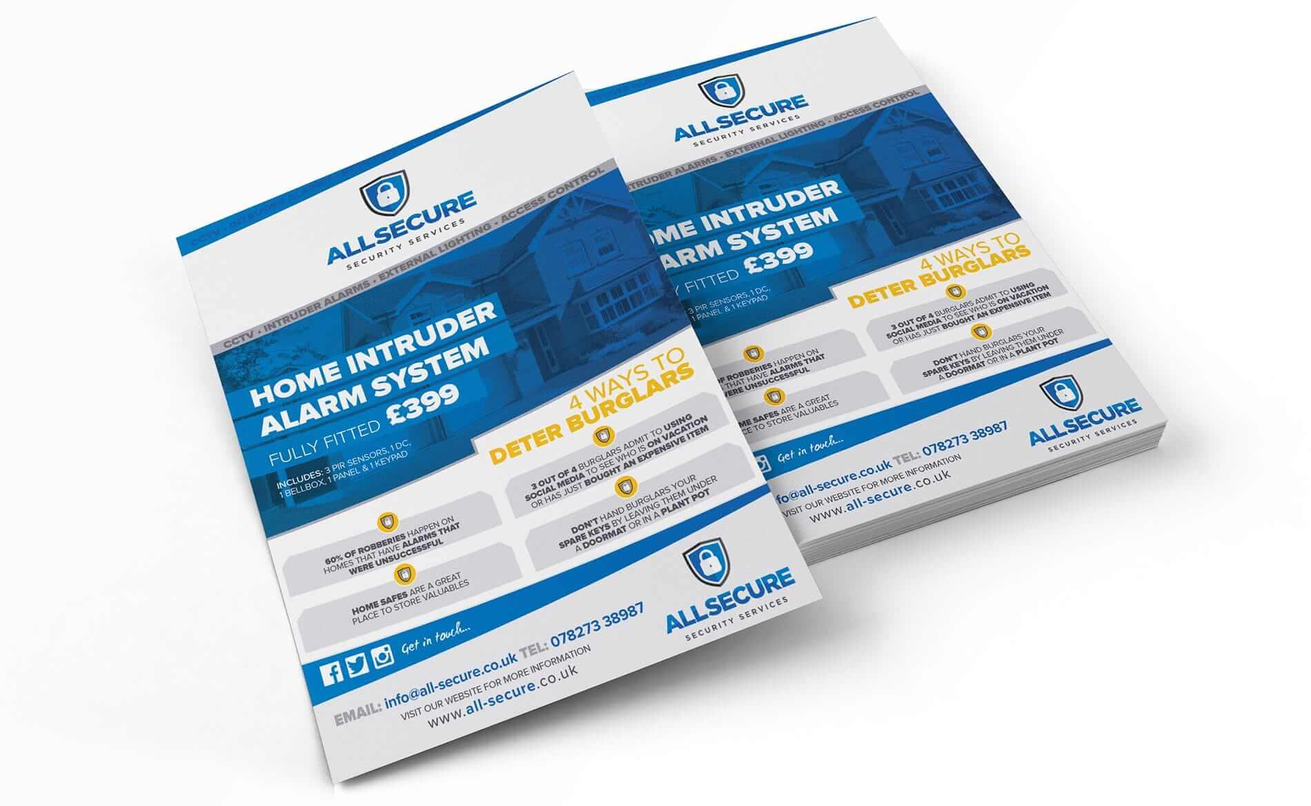 leaflet distribution costs