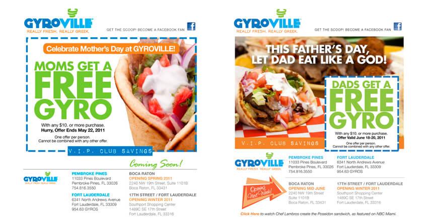 email marketing restaurants