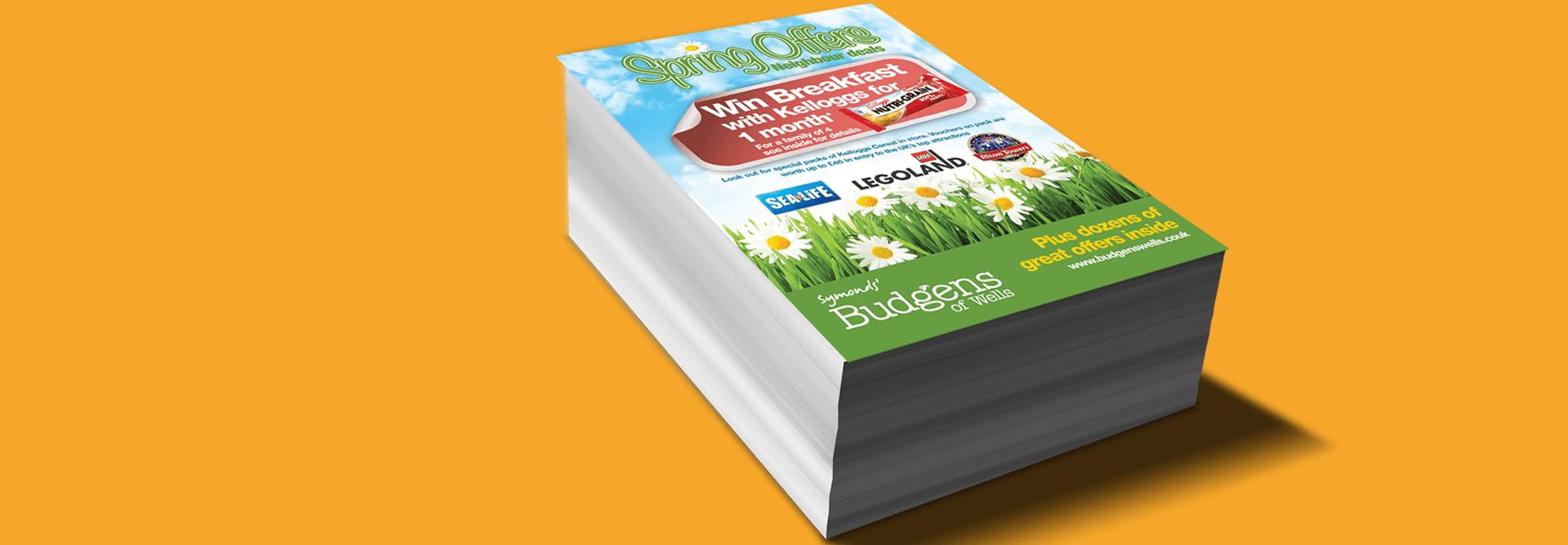 restaurant leaflet printing