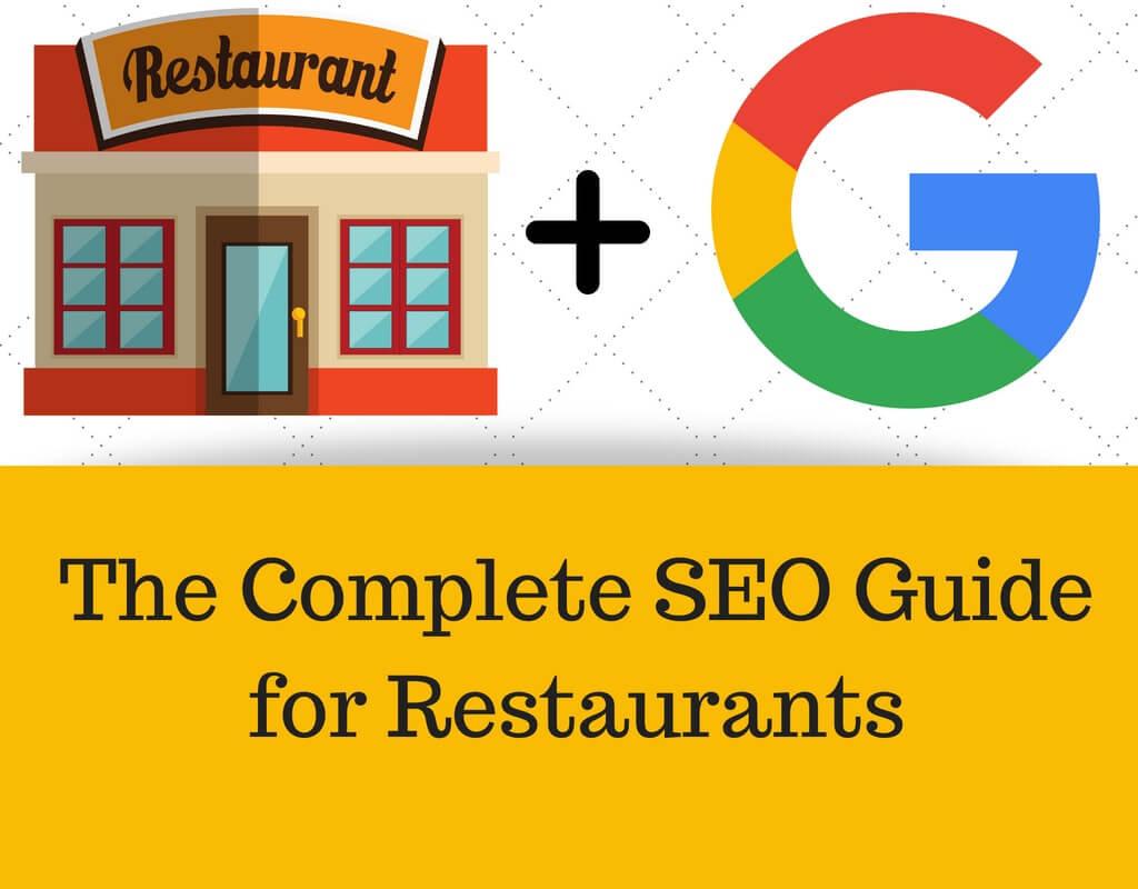 seo for restaurants