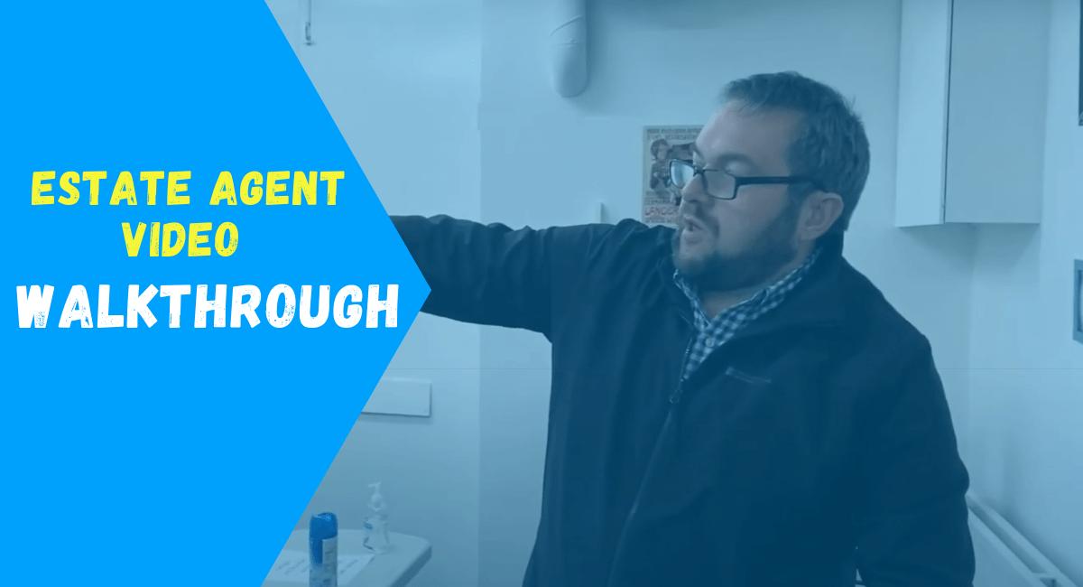 estate agent video walk through